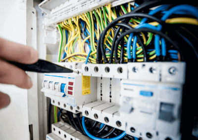 We specialise in electrical jobs in residential as well as commercial buildings across Adelaide