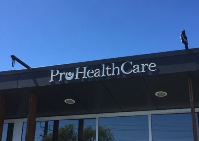 Electrical Additions installed for Pro Health Care office in Suburban Adelaide