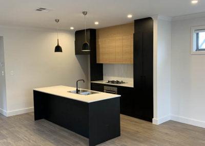 Kitchen Pendant lighting installed at Beverley